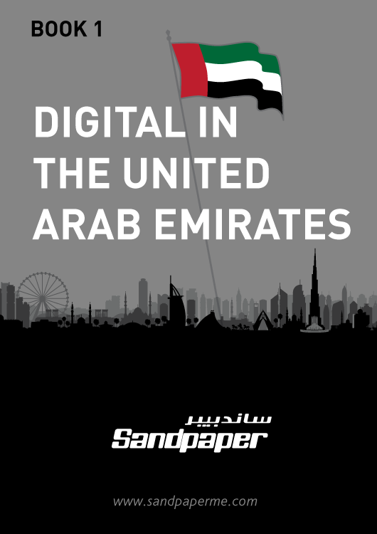 Digital Marketing Research data on UAE