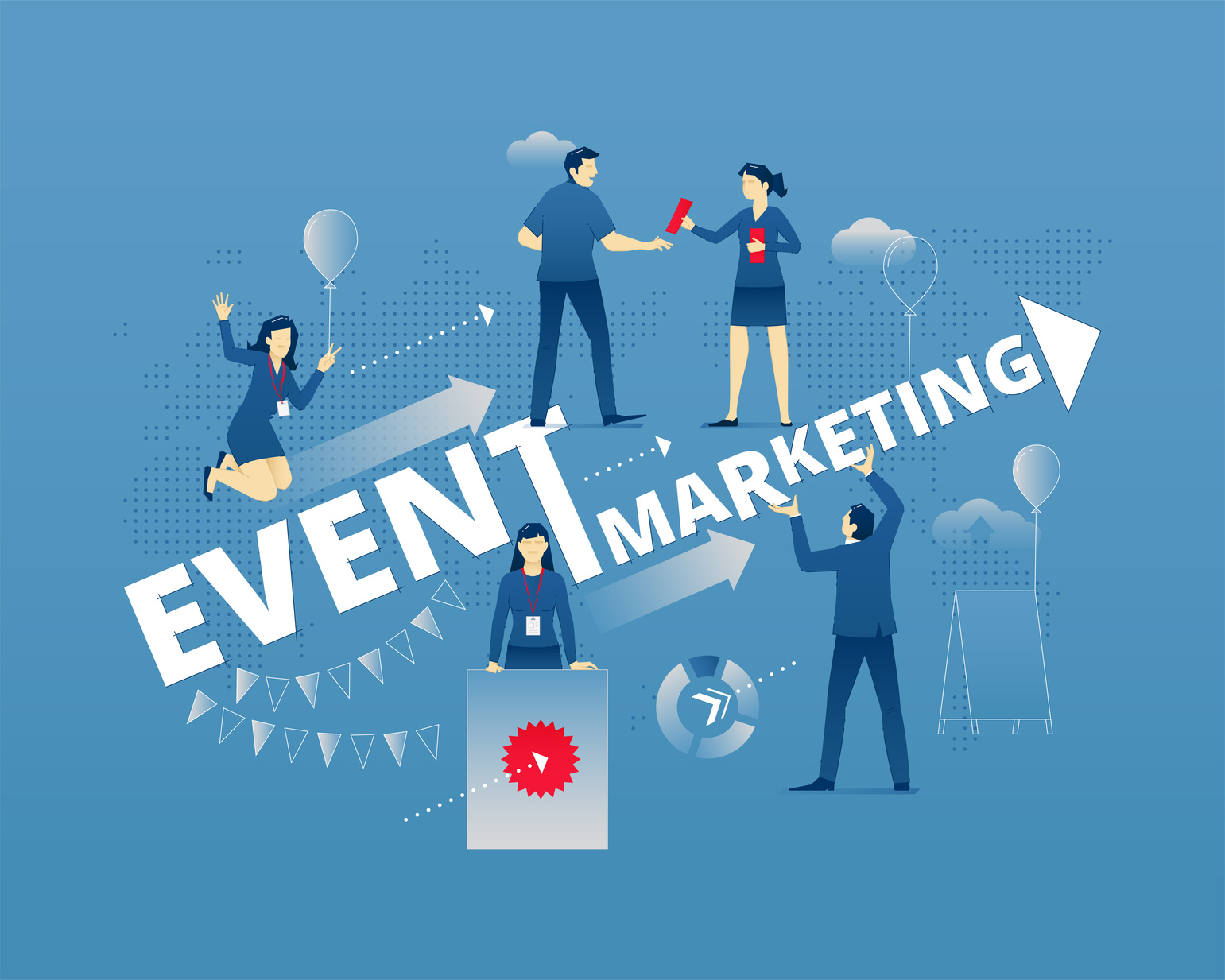 Event Marketing trends 2019
