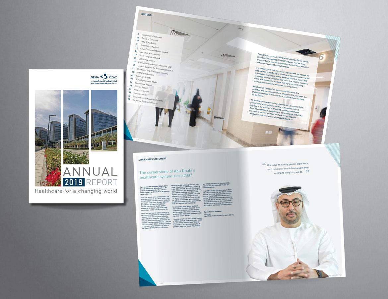 Annual Report samples 2019/2020